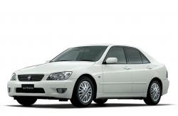 Toyota Altezza I (XE10) Седан (1998 - 2005)