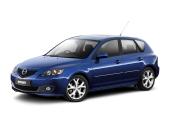 Mazda 3 Хетчбек (Axela) Правый руль (2003 - 2008)