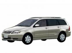 Toyota Corolla Fielder IX (NZE124) (2000 - 2007)