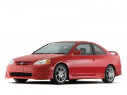 Honda Civic VII Седан 3d (2000 - 2005)