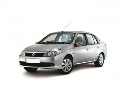 Renault Symbol II (2008 - 2012)