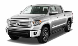 Toyota Tundra double cab II (XK50) (2014 - 2016)