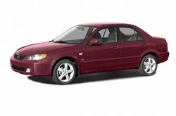 Mazda Protege (2000 - 2003)