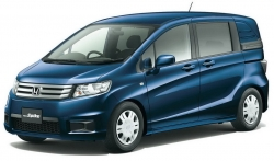 Honda Freed 7 мест (2008 - 2016)