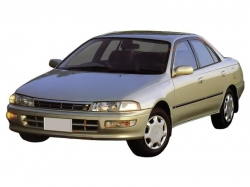 Toyota Carina VI (E190) Левый руль (1992 - 1998)