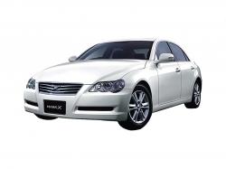 Toyota Mark X GRX I (X120) (2004 - 2009)