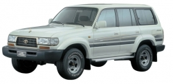 Toyota Land Cruiser J80 Левый руль (1989 - 1997)