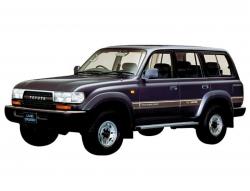 Toyota Land Cruiser J80 Правый руль (1989 - 1997)