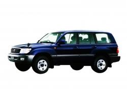 Toyota Land Cruiser J100 Правый руль (1998 - 2007)