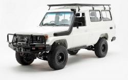 Toyota Land Cruiser (J78) Правый руль (1999 - 2007)