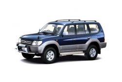 Toyota Land Cruiser Prado II J95 Правый руль (1996 - 2002)