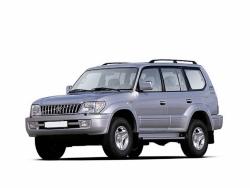 Toyota Land Cruiser Prado II J95 (1996 - 2002)