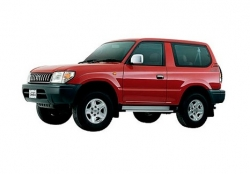 Toyota Land Cruiser Prado II J90 (1996 - 2002)