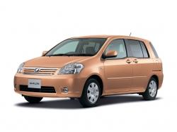 Toyota Raum II (XZ20) Правый руль (2003 - 2011)