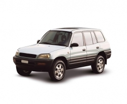 Toyota RAV 4 I (XA10) Правый руль, 5 дверей (1994 - 2000)