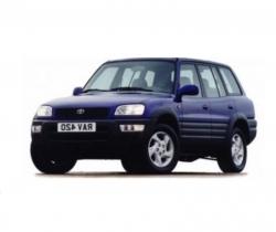 Toyota RAV 4 I (XA10) Левый руль, 5 дверей (1994 - 2000)