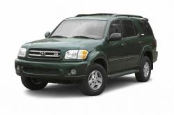 Toyota Sequoia I (XK30/XK40) (2000 - 2007)