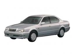 Toyota Vista (V50) Правый руль (1998 - 2003) Передние коврики