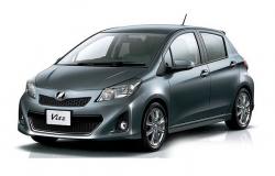 Toyota Vitz III (XP130) (2011 - 2014)