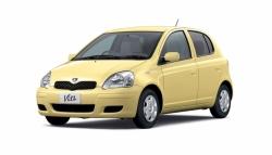 Toyota Vitz I (XP10) (1999 - 2005)