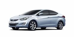 Hyundai Avante V (MD) (2010 - 2015)