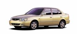 Hyundai Accent II (LC) (1999 - 2012)