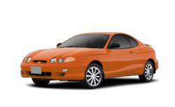 Hyundai Coupe I (1996 - 2002)