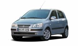 Hyundai Getz (TB) 5 дверей (2002 - 2011)