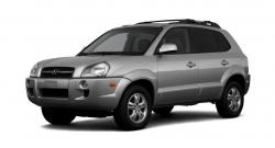 Hyundai Tucson I (JM) (2004 - 2010)