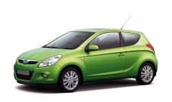 Hyundai i20 I (PB) 3 двери (2008 - 2012)