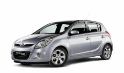 Hyundai i20 I (PB) 5 дверей (2008 - 2012)