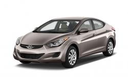 Hyundai Elantra V (MD) (2010 - 2016)