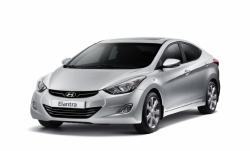 Hyundai Elantra V (UD) (2010 - 2016) США