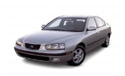 Hyundai Elantra III (XD) (2000 - 2010)