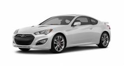 Hyundai Genesis Coupe I (2012 - 2016) Рестайлинг