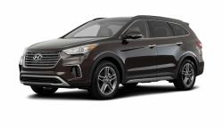 Hyundai Santa Fe III Grand (DM) (2015 - 2018) Рестайлинг