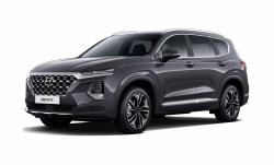 Hyundai Santa Fe IV (TM) 7 мест (2018 - ...)