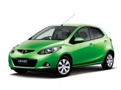 Mazda 2 (DE) правый руль (2010 - 2015)