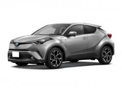 Toyota C-HR I 2016 - 2019