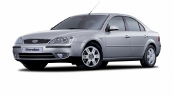 Ford Mondeo III (CD132) (2000 - 2007)