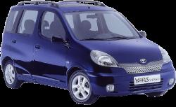 Toyota Yaris Verso (D4-D) (1999-2005)