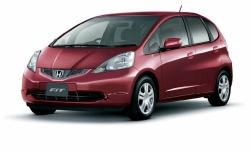 Honda Fit II (GE) (2009 - 2014)