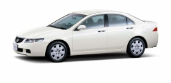 Honda Accord VII (CL) Правый руль (2002 - 2008)