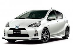 Toyota Aqua (2011 - 2017)