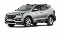 Hyundai Santa Fe III (DM) 7 мест (2012 - 2018)