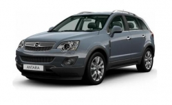 Opel Antara I (L07) (2011 - 2017) Рестайлинг