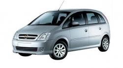 Opel Meriva A (X01) (2003 - 2010)