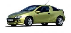 OpelTigra A (S93) Купе (1994 - 2001)