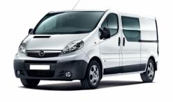 Opel Vivaro A (X83) (2001 - 2014)