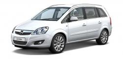 Opel Zafira B (A05) (2005 - 2014)